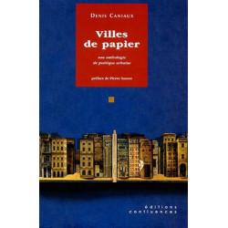 Villes de papier / Editions Confluences Librairie Automobile SPE 9782914240369