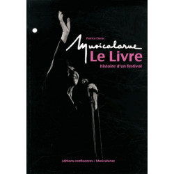 Musicalarue, le livre / Editions Confluences Librairie Automobile SPE 9782355271267