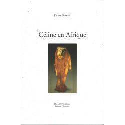 CELINE EN AFRIQUE / Editions Du Lérot Librairie Automobile SPE 9782355481369