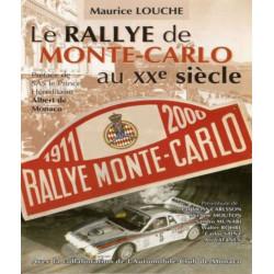 LE RALLYE DE MONTE-CARLO 1911-2000 / MAURICE LOUCHE ( Coffret 2 Vols ) Librairie Automobile SPE 9782950073853