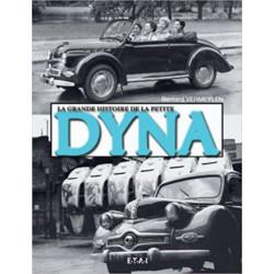 LA GRANDE HISTOIRE DE LA PETITE DYNA / BERNARD VERMEYLEN / EDITIONS ETAI Librairie Automobile SPE 9782726889916