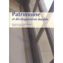 Patrimoine et développement durable / Editions Confluences Librairie Automobile SPE 9782355271076