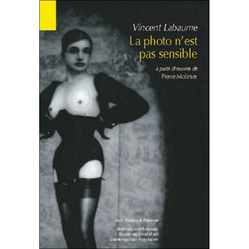 La photo n'est pas sensible / Editions Confluences Librairie Automobile SPE 9782355271106
