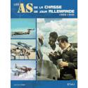 LES AS DE LA CHASSE ALLEMANDE 1939-1945 / JEAN-LOUIS ROBA / EDITIONS ETAI Librairie Automobile SPE 9782726896358