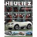 HEULIEZ CARROSSIER 100 ANS D'HISTOIRE / YVES DEBERNARD / EDITIONS ETAI Librairie Automobile SPE 9782726895771