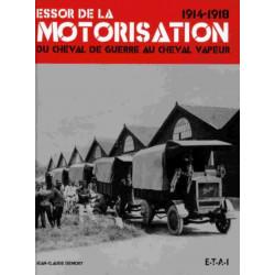ESSOR DE LA MOTORISATION / JC DEMORY / EDITIONS ETAI Librairie Automobile SPE 9782726887066