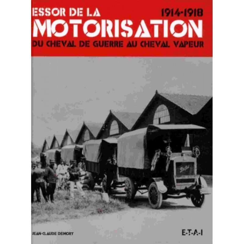ESSOR DE LA MOTORISATION / JC DEMORY / EDITIONS ETAI-9782726887066