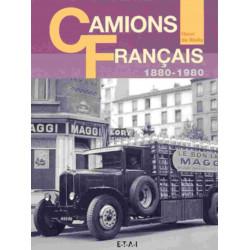 LES CAMIONS FRANCAIS / HENRI DE WAILLY / EDITIONS ETAI Librairie Automobile SPE 9782726893562