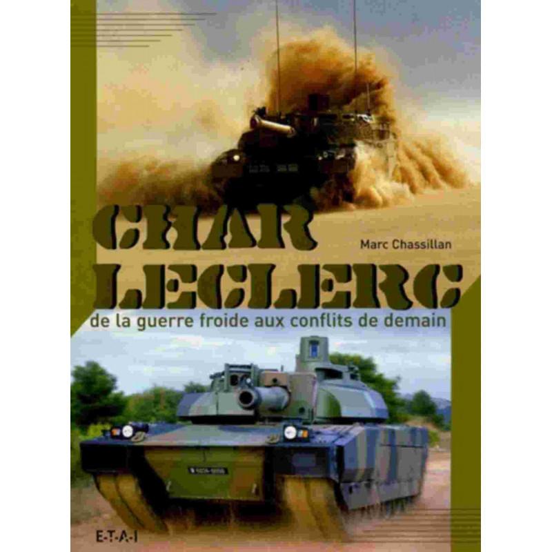 CHAR LECLERC / JM CHASSILLAN / EDITIONS ETAI Librairie Automobile SPE 9782726894385
