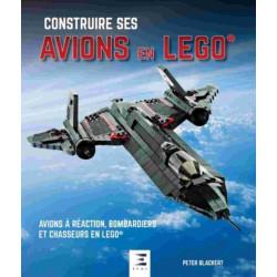 CONSTRUIRE SES AVIONS EN LEGO / EDITIONS ETAI Librairie Automobile SPE 9791028303389