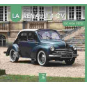 LA RENAULT 4 CV DE MON PÈRE / PATRICK LESUEUR / EDITIONS ETAI (Réédition) Librairie Automobile SPE 9791028303495