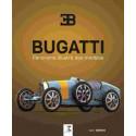 BUGATTI 80 MODÈLES DU TYPE 0 À LA DIVO / EDITIONS ETAI Librairie Automobile SPE 9791028303624