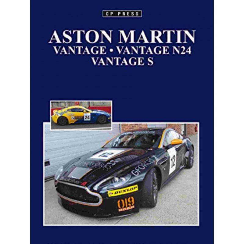 Aston Martin VANTAGE, N24 Librairie Automobile SPE 9780957666436