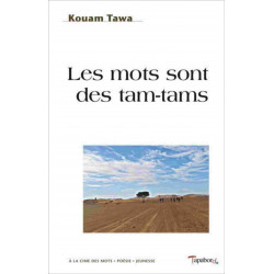 Les mots sont des tam-tams Librairie Automobile SPE 9782490429066
