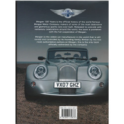 Morgan 100 Years - The Official History of the World's Greatest Sports Car Librairie Automobile SPE 9781843172673