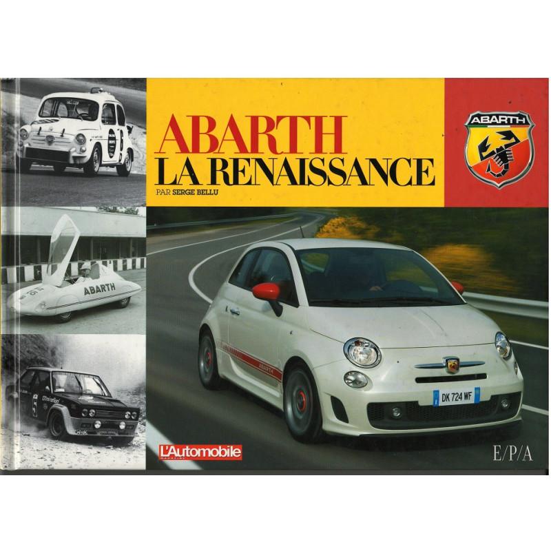 ABARTH - La Renaissance Italienne / EPA Librairie Automobile SPE 9782851207098