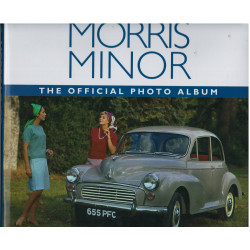 MORRIS MINOR - The Official Photo Album Librairie Automobile SPE 9781844255184