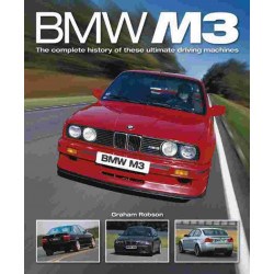 BMW M3 The complete history