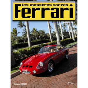 FERRARI NOS JOIES TERRIBLES 1947-1994 9782726887578