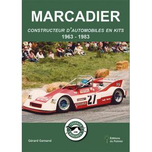 Marcadier Constructeur d'automobiles en kits 1963-1983 Librairie Automobile SPE 9782360591237