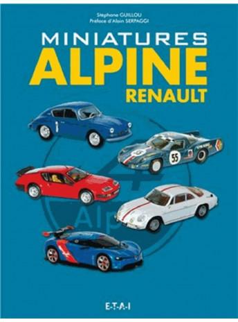 MINIATURES ALPINE RENAULT