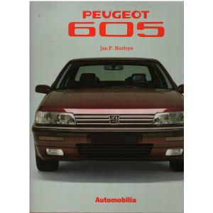 PEUGEOT 605 - Automobilia