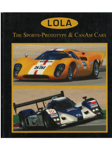LOLA THE SPORTS-PROTOTYPE and CANAM CARS