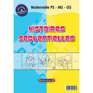 Histoires séquentielles en Maternelle - Génération 5