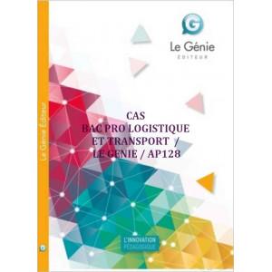 CAS BAC PRO LOGISTIQUE ET TRANSPORT  / LE GENIE / AP128-9782375630693