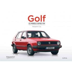 GOLF - Les modèles depuis 1974 / EPA