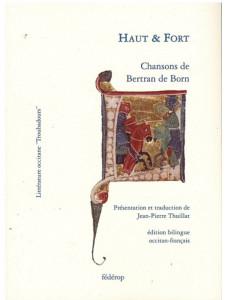 Haut & fort de Bertran de Born chez Fédérop