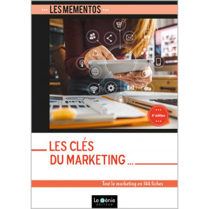 Mémentos De Révision 2019 LES CLÉS DU MARKETING / LE GENIE / EX076-9782375633007