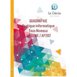 QUADRAPAIE Pratique informatique Tous Niveaux / LE GENIE / AP282-9782375630402