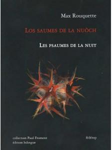 LES PSAUMES DE LA NUIT De Max ROUQUETTE / Philippe Gardy / Georges Souche / EDITIONS FEDEROP-9782857922414