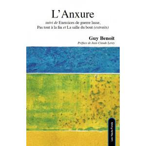 L'Anxure / Guy Benoit / Édition Les Hauts-Fonds-9782919171187