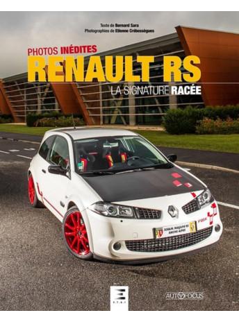 RENAULT RS LA SIGNATURE RACÉE