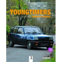 YOUNGTIMERS  Les sportives signées renault / Patrice Vergès / EDITION ETAI-9791028301132
