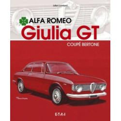 ALFA ROMEO GIULIA GT COUPE BERTONE / Julien Lombard / Edition ETAI-9782726897843