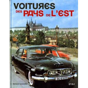Voitures des pays de l'Est / Bernard Vermeylen / Edition ETAI-9782726888087