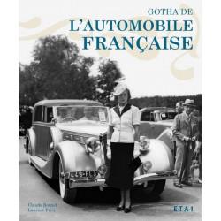 GOTHA DE L'AUTOMOBILE FRANÇAISE / Claude ROUXEL / EDITION ETAI-9782726888872
