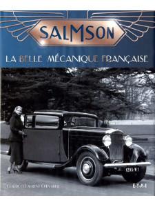 Salmson La belle mécanique française / Laurent Chevalier, Claude Chevalier / Edition ETAI-9782726889886