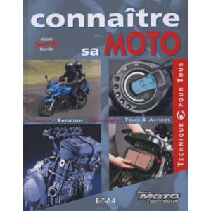 Connaître sa moto / Miguel Horville / Edition ETAI-9782726894057