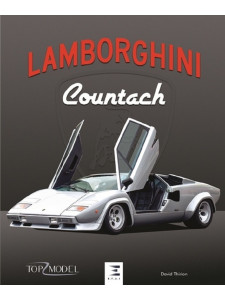 Lamborghini Countach de David Thirion Editions ETAI