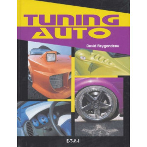 Tuning auto / David Reygondeau / Edition ETAI-9782726893753