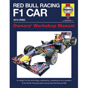 Red Bull Racing F1 Car An Insight into the Technology, Engineering, Maintenance and Operation-9780857330994