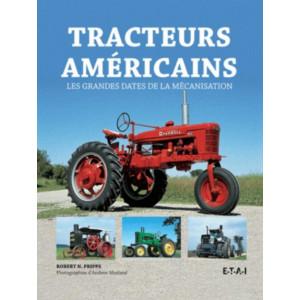 Tracteurs américains / Robert Pripps / Edition ETAI-9782726896211