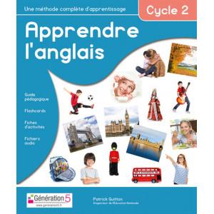 Apprendre l'anglais Cycle 2 ( Primaire ) - Génération 5