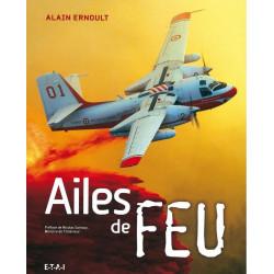 Ailes de feu / Alain Ernoult / Edition ETAI-9782726886588