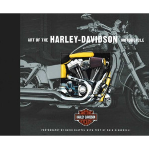 Harley Davidson Les belles machines de Milwaukee / David Blattel, Dain Gingerelli / Edition ETAI-9782726896068