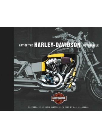 Harley Davidson Les belles machines de Milwaukee / David Blattel, Dain Gingerelli / Edition ETAI-9782726896068